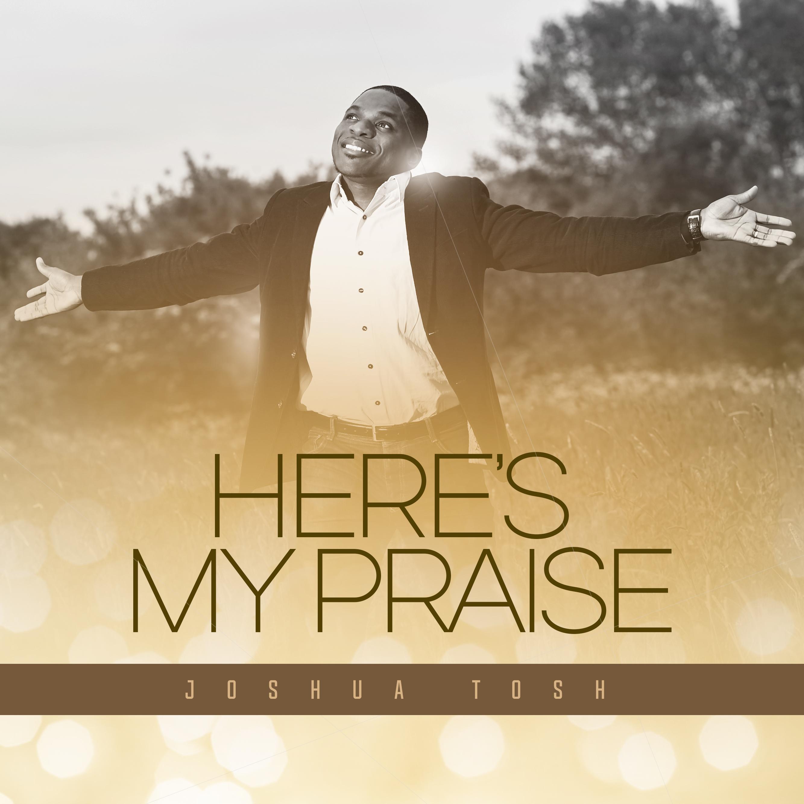 HeresMyPraise Cover