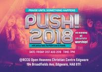 get ready to PUSH!